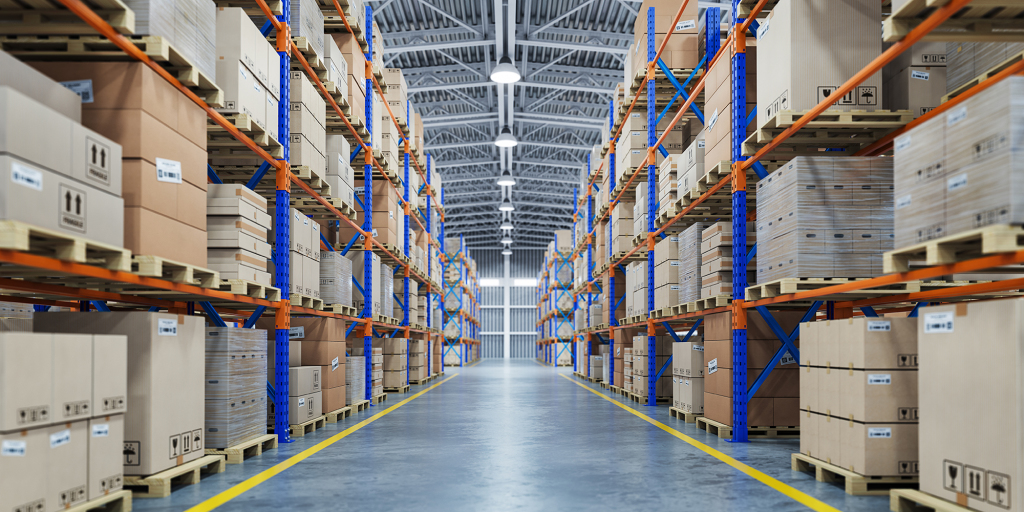 E-commerce boom driving demand for US warehouse space