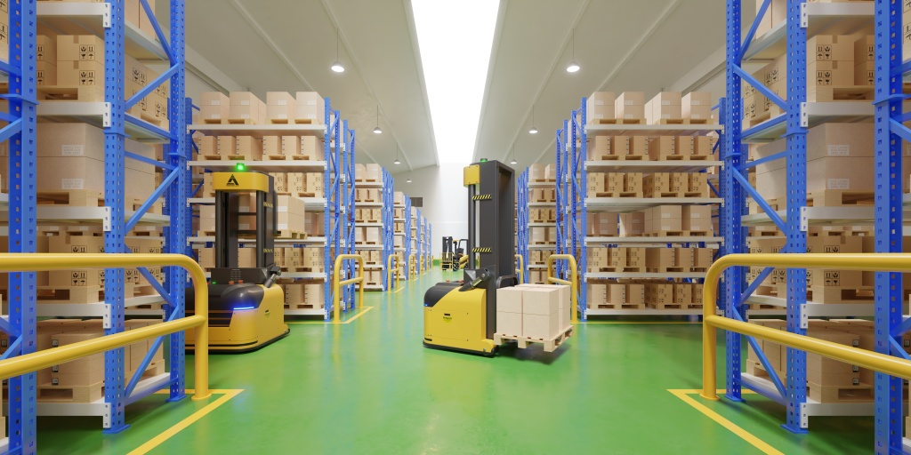 Automated Forklift Trucks