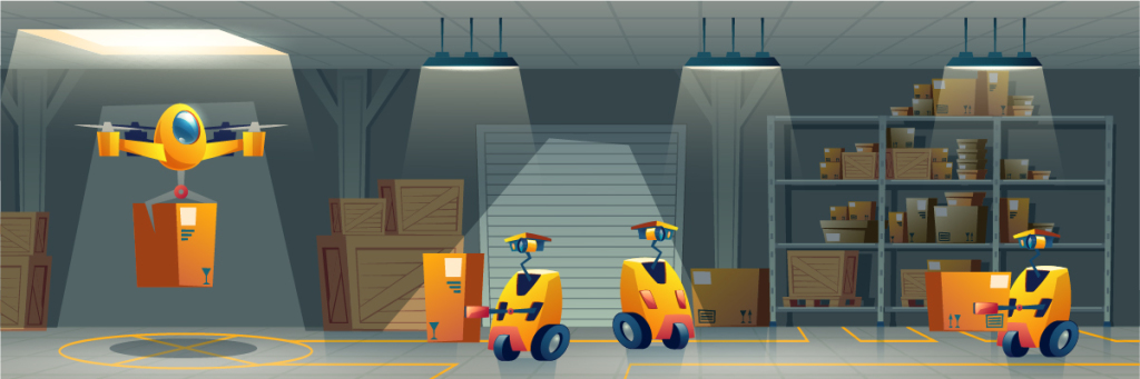 Warehouse Robotics Investment Increases 57% In 2020