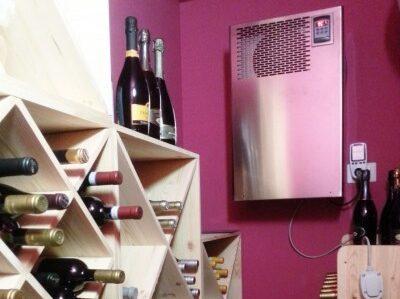 Monitoring Wine Storage Conditions