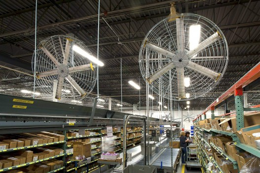 Ways on How to Improve Warehouse Ventilation
