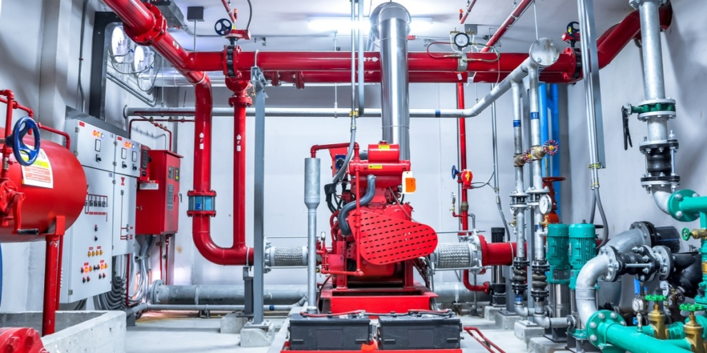 Fire Detection System challenges in a large warehouses