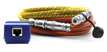 Locate Rope Water Sensor